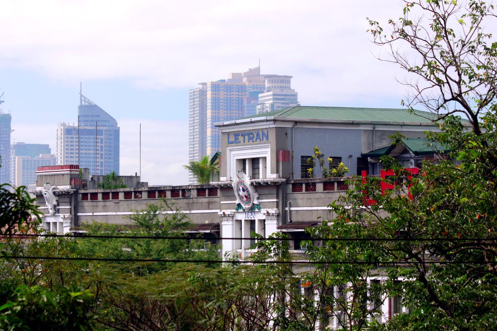 colegio de san juan de letran Things to do near colegio de san juan de letran on tripadvisor: see 34,382 reviews and 19,540 candid photos of things to do near colegio de san juan de letran in manila, philippines.